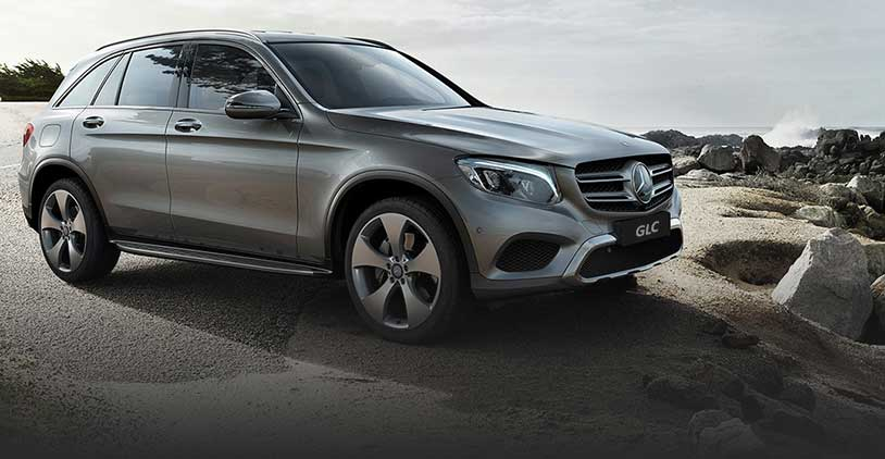 Rent a Car - Mercedes GLC