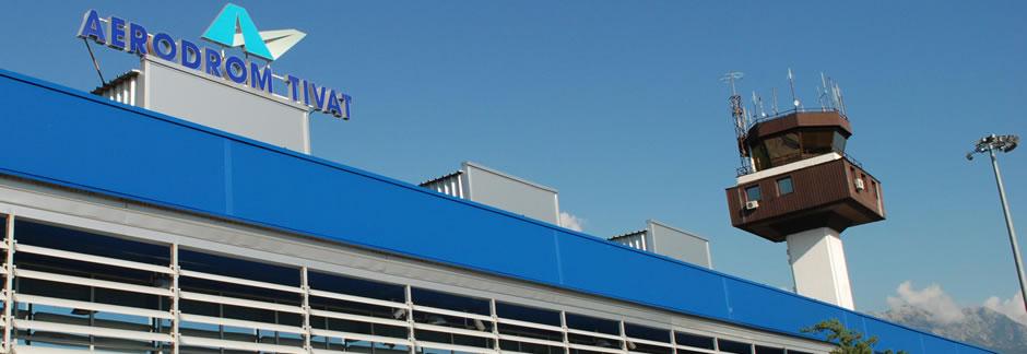 Rentiranje vozila - Aerodrom Tivat